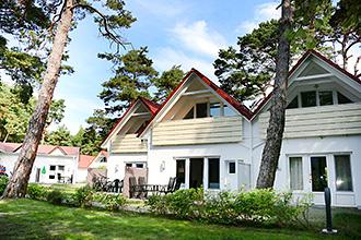Ferienwohnungen Und Ferienhauser In Der Ferienwohnanlage Haus Hinter Den Dunen